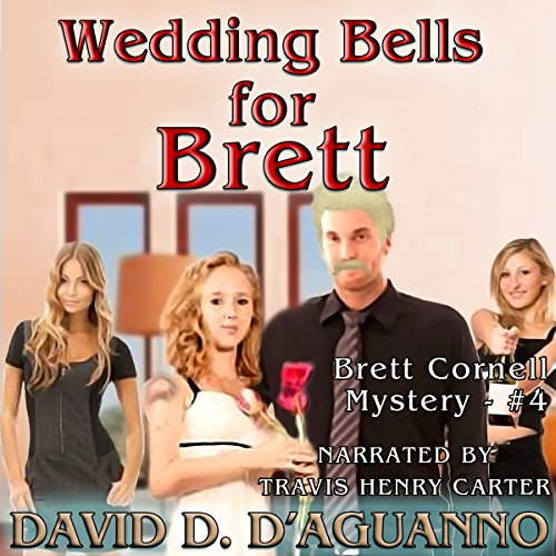 Wedding Bells for Brett audiobook cover art