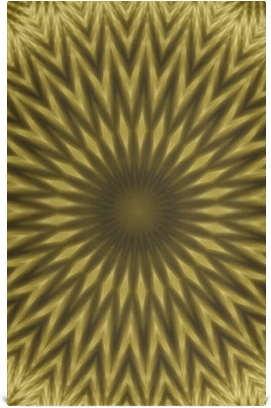HJSHG Kitchen Dish Towel 6 Kaleidoscope Large2 Max 74% OFF Weekly update Set