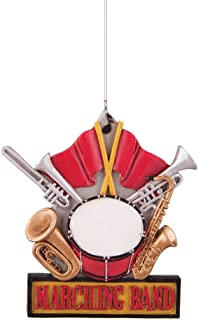4-in. Resin Ornament, Marching Band