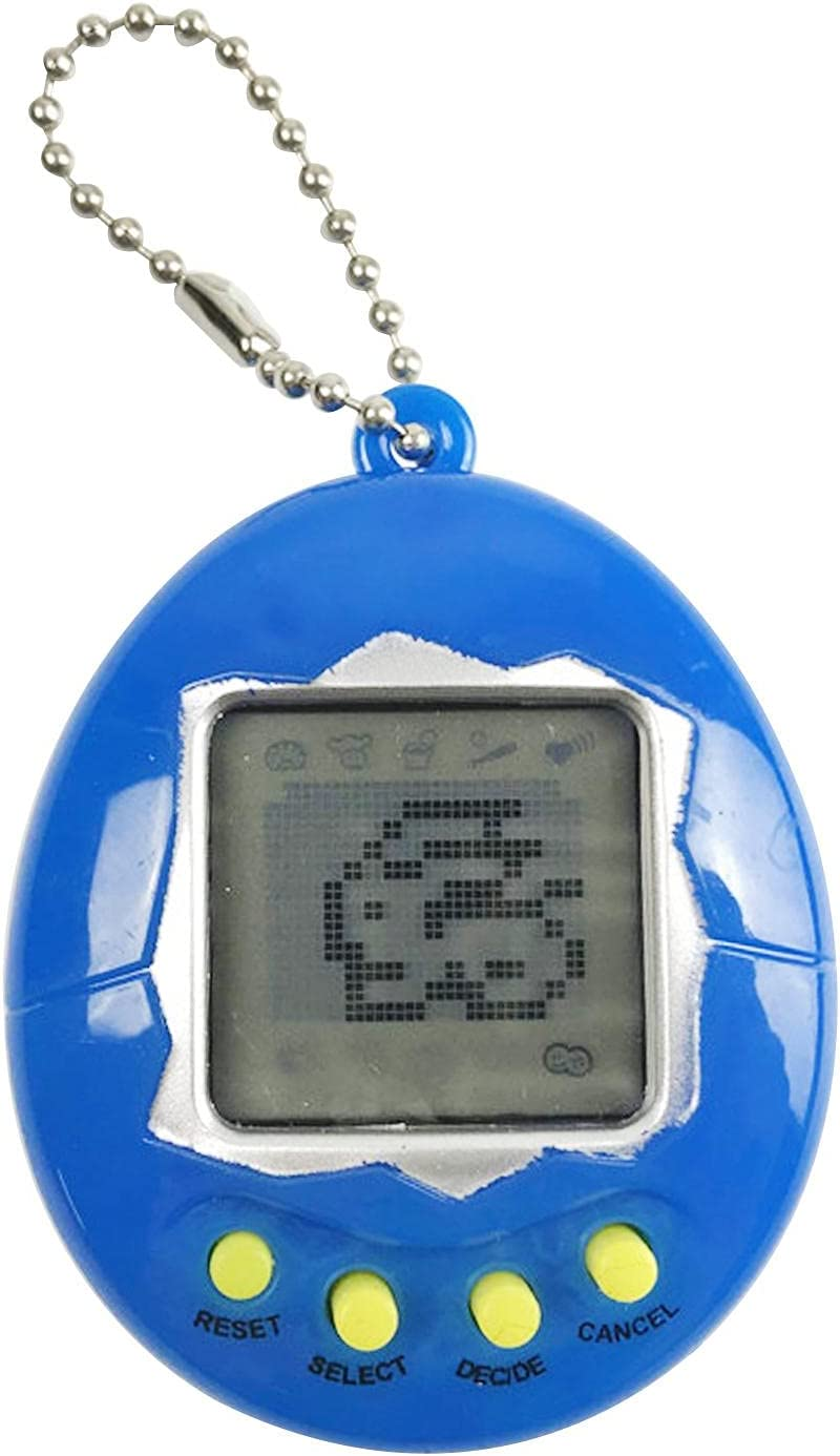 Virtual Digital Pet Electronic Los Angeles Mall Game Kitty Milwaukee Mall Machine with Keychain