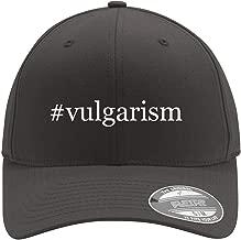 #vulgarism - Adult Men's Hashtag Flexfit Baseball Hat Cap