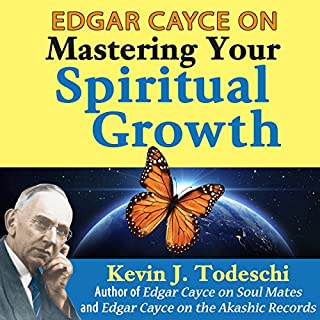 Edgar Cayce on Mastering Your Spiritual Growth audiobook cover art