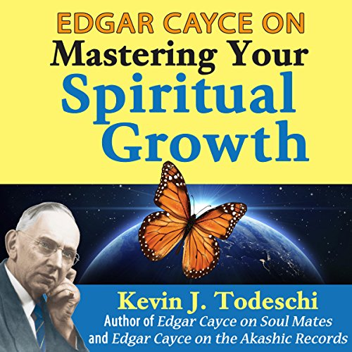 Edgar Cayce on Mastering Your Spiritual Growth Titelbild