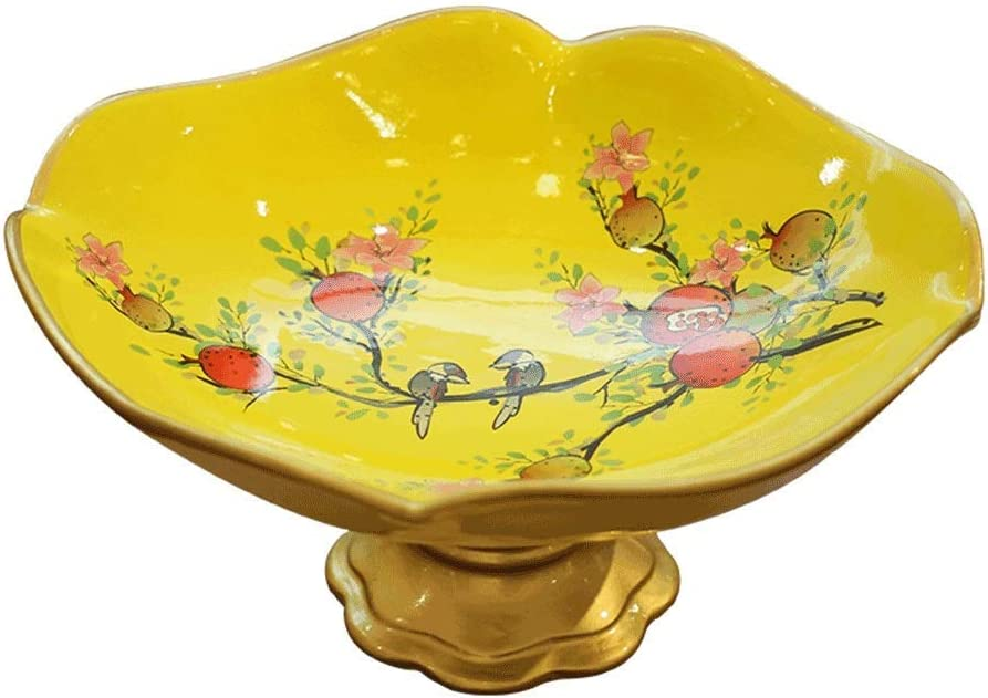QTQHOME Fruit Industry No. 1 Plate Ins New Chinese Discount mail order Creative Ceramic