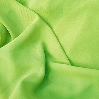 Best discount chiffon fabric Reviews