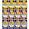 アキモト パンの缶詰12缶セット 多国語ラベル (ブルーベリー・オレンジ・ストロベリー 各4缶)