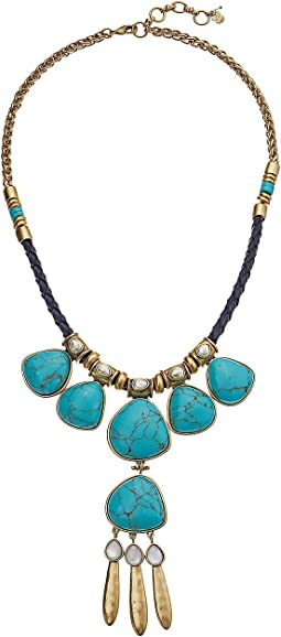 Lucky Brand - Turquoise Statement Necklace