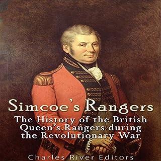 Simcoe's Rangers cover art