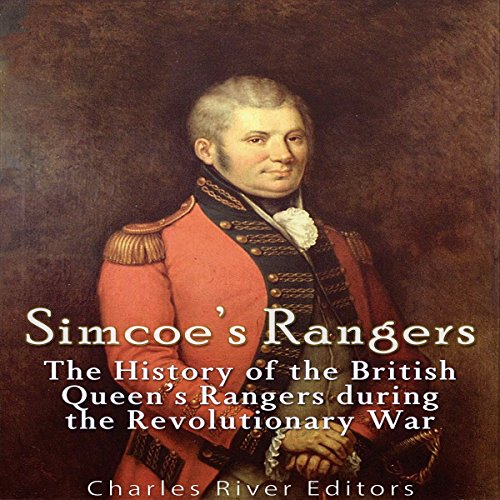 Simcoe's Rangers cover art