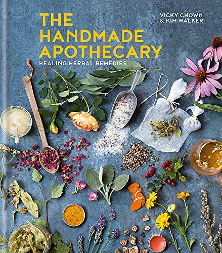 The Handmade Apothecary: Healing herbal remedies: Healing herbal recipes