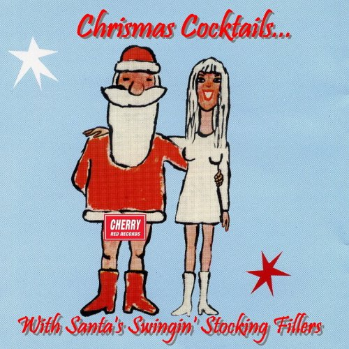 Christmas Cocktails With Santa's Swingin' Stocking Fillers
