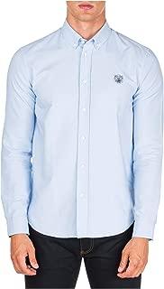 Men Shirt Azzurro