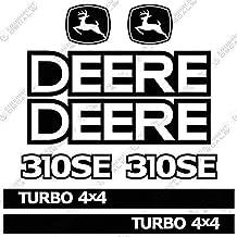 Best john deere backhoe decals Reviews