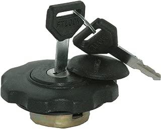 RS Vintage Parts RSV-B00ZLQT01S-00475 Model JCB Lockable Diesel Fuel Tank Cap With Key Hole Cover + 2 Keys