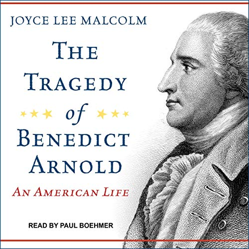 Couverture de The Tragedy of Benedict Arnold