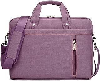 TFTREE portable briefcase 15.6-inch laptop shoulder bag