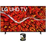 LG 55UP8000PUA 55 Inch 4K UHD Smart webOS TV 2021 Model Bundle with Premium 2 Year Extended Protection Plan