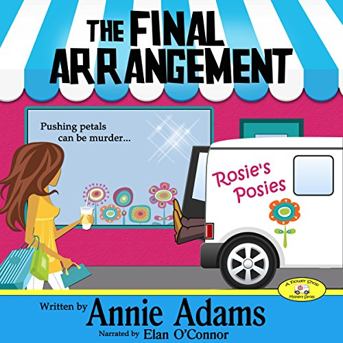 The Final Arrangement Audiobook By Annie Adams cover art