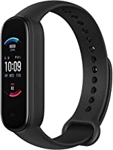 Amazfit Band 5 Fitness Tracker with Alexa Built-in, 15-Day Battery Life, Blood Oxygen, Heart Rate, Sleep Monitoring, Women...