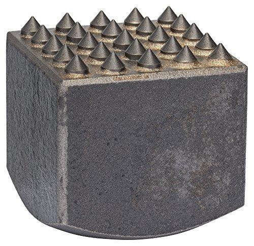 Bosch 2 608 690 179 - Placa de abujardar de metal duro - 50 x 50 mm (pack de 1)