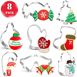Best holiday cookie cutters Reviews