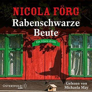 Rabenschwarze Beute cover art