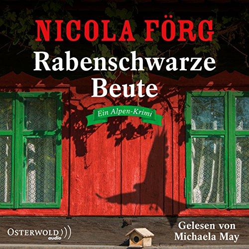 Rabenschwarze Beute audiobook cover art