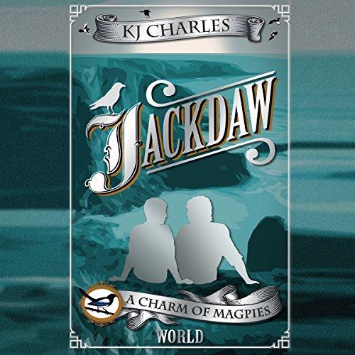 Jackdaw audiobook cover art