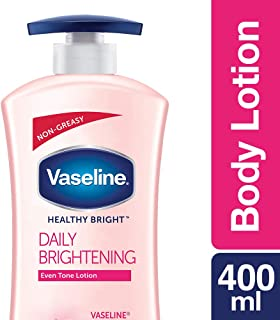 Vaseline Healthy Bright Daily Brightening Body Lotion 400 ml