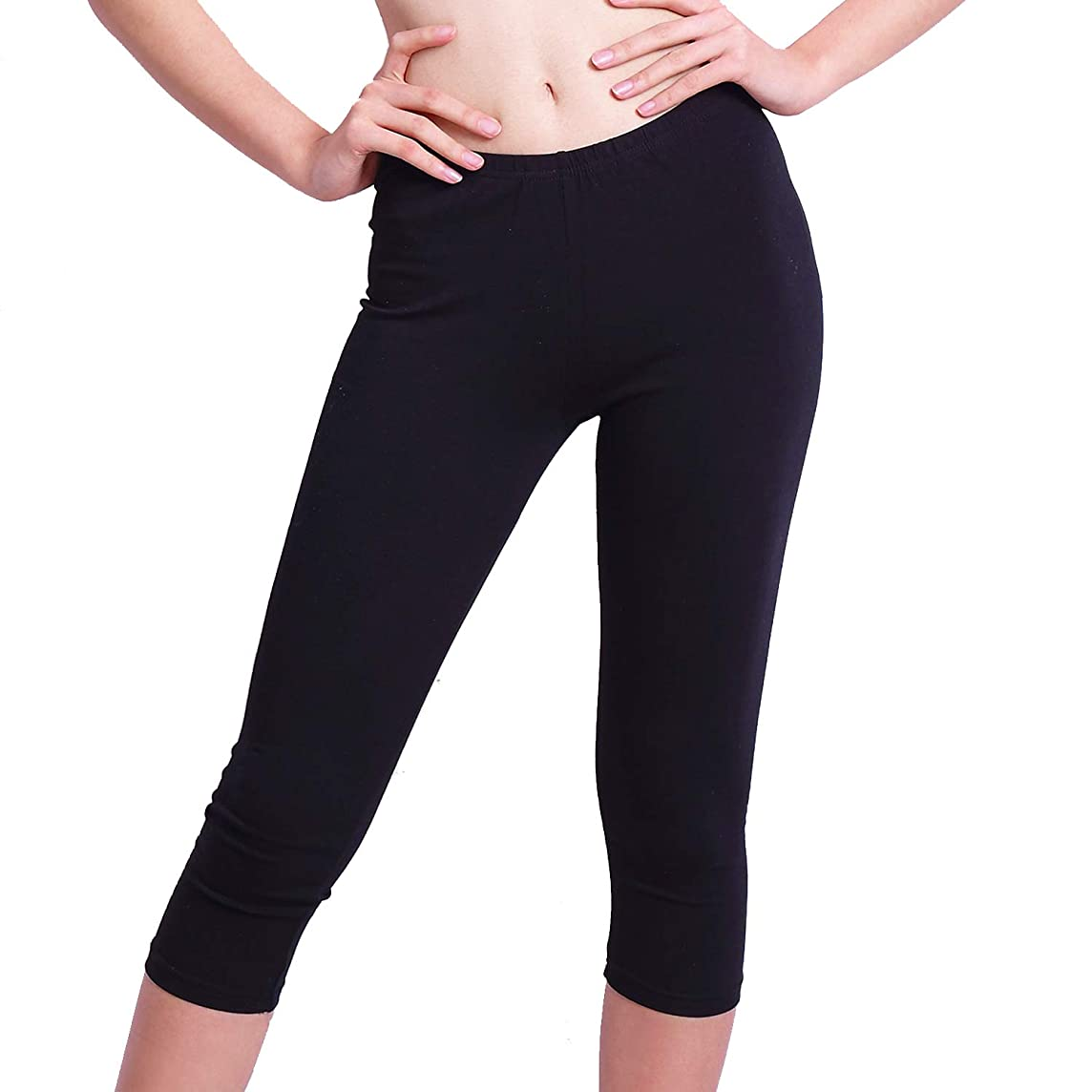Brazilian Belle Capri Hot Weight Loss Pants for Women - The Fastest Way to Burn Fat, Lose Inches, and Enhance Calorie Burning. Durable & Backed with a