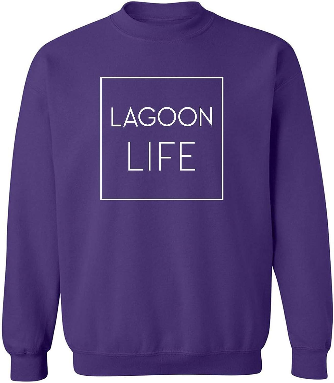 Lagoon Life Crewneck Sweatshirt
