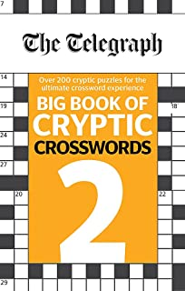 The Telegraph Big Book of Cryptic Crosswords 2 (The Telegraph Puzzle Books)