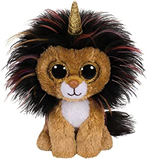 Ty Beanie Baby – Soft Toy – 36252 - Ramsey the Lion 15cm