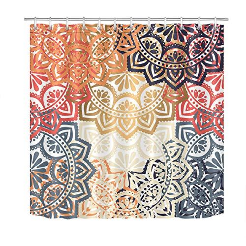 cortinas ducha mandala