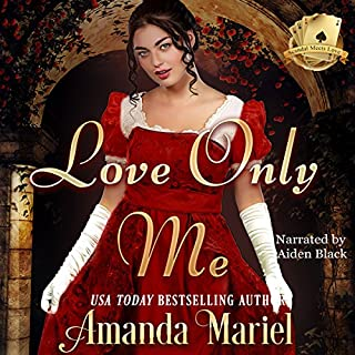 Love Only Me audiobook cover art