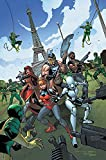 U.S.Avengers, Volume 2: Cannonball Run