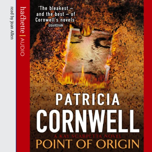 Point of Origin audiobook cover art
