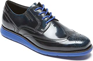rockport men's total motion wingtip oxford