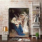 Angel Song Poster und Drucke Ölgemälde Reproduktionen auf