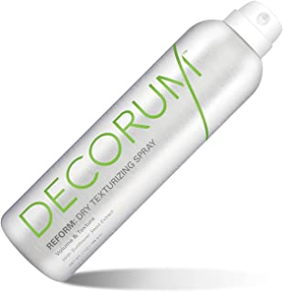 Decorum Reform Dry Texturizing Spray, 7 Ounce
