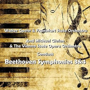 Beethoven Symphonies 3&4