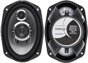 1 Pair 6x9 Inch 1000W 3 Way Car Coaxial Speaker Hifi Audio Music Stereo Full Range High Sensitivity High Degree of Sound R... photo