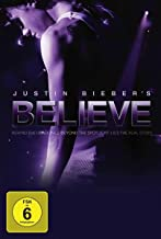 justin bieber believe dvd fan edition