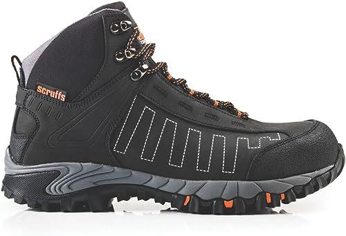 Scruffs Cheviot Chaussures de sécurité Bottes Noir Taille 8