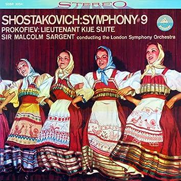 Shostakovich: Symphony No. 9 & Lieutenant Kijé Suite (Transferred from the Original Everest Records Master Tapes)