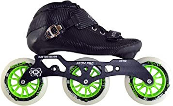 Atom Pro 3 Wheel Outdoor Inline Skate Package