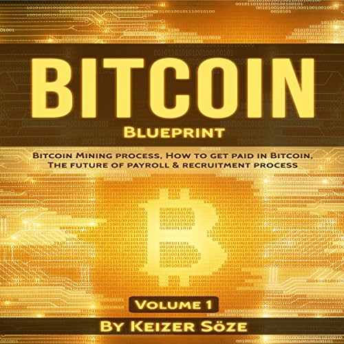 Page de couverture de Bitcoin Blueprint