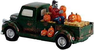 Lemax Spooky Town Collection Pumpkin Pickup Truck #73318