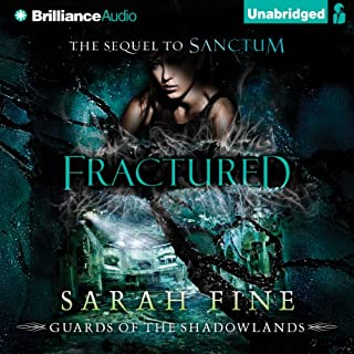 Fractured audiobook cover art