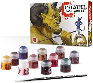 "Games Workshop 99179950002 ""Jeu de peinture de base Citadel"